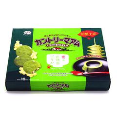 カントリーマーム 京の抹茶プリン風味