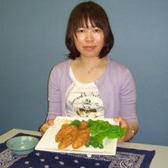広島のカキフライを、京都の辛味大根でいただく。